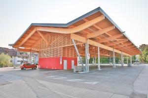 La 9e édition du Forum International Bois Construction se tiendra à Epinal et à Nancy, du 3 au 5 avril 2019. [©Forum International Bois Construction]