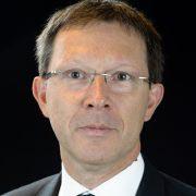 Hugues Chomel vient d'être nommé directeur financier du groupe Vicat. Il succède à Jean-Pierre Souchet, qui devient conseiller du Pdg. [©Nicolas Robin]
