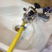 L'AquaFox de Jansen apporte une réponse simple à un problème récurrent sur chantier.[©ACPresse]
