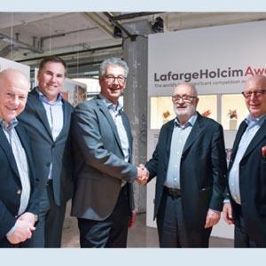 La Fondation LafargeHolcim a changé de conseil d'administration.  [©LafargeHolcim]