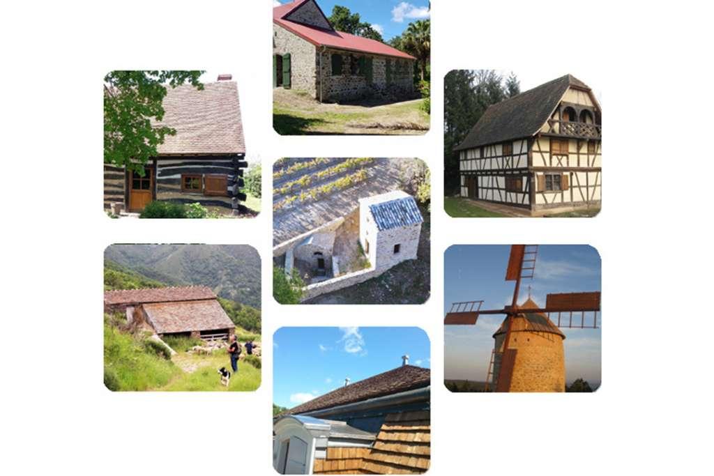 Maisons paysannes-Concours