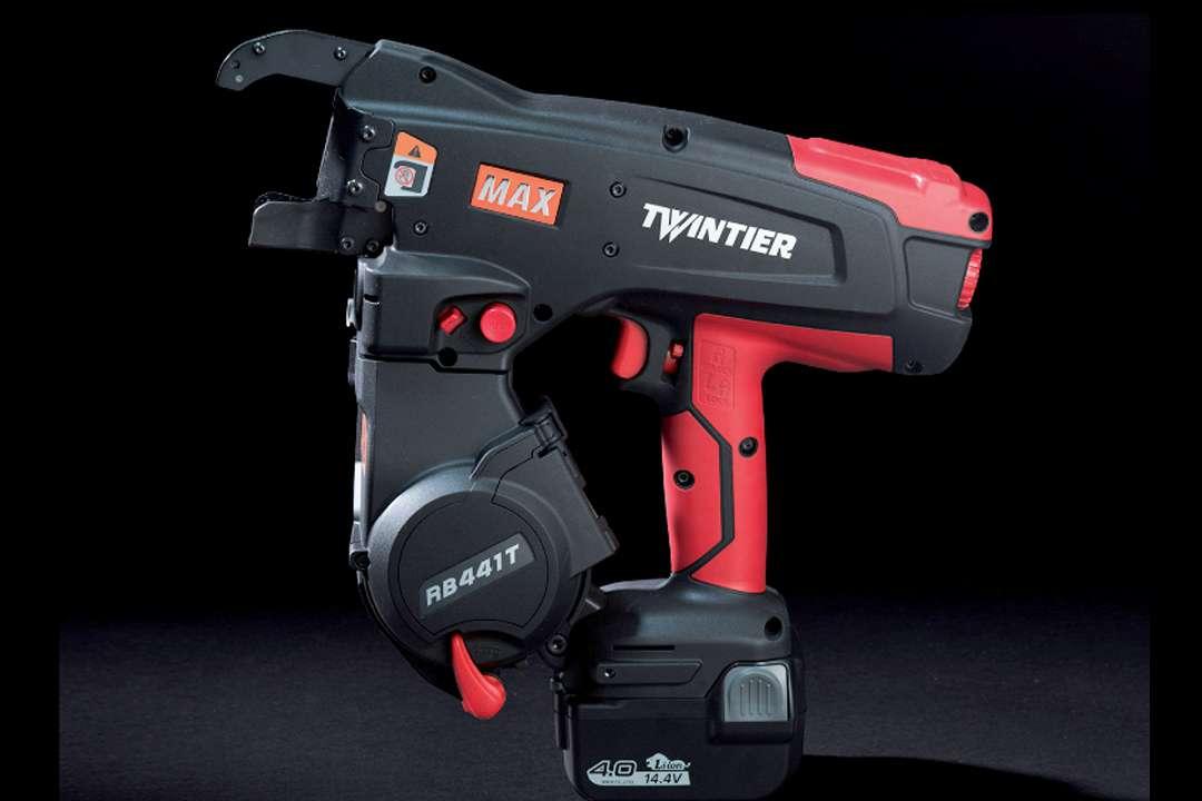 Les dispositifs embarqués par la RB 441 Twintier de Max Europe offrent de nouvelles possibilités aux outils de ce type. [©Max Europe]