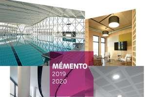 """- Le mémento """"Plaques 2019-2020"""" de Siniat est une véritable """"bible"""" des pros de la plaque de plâtre. [©Siniat]"""