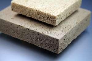 Effektive Wärmedämmung mit Holzschaum