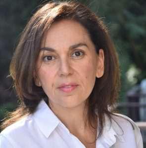 Katia Nataf, a été nommée directrice communication et marketing d'Ecocem Group. [©Ecocem]