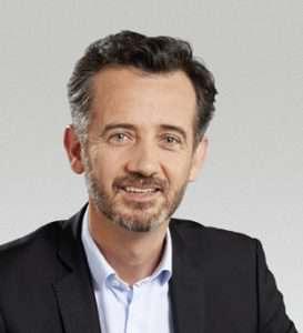 Un nouveau président exécutif chez Kiloutou : Olivier Colleau. [©Kiloutou]