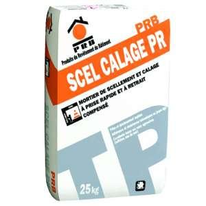 La solution PRB Scel Calage PR se caractérise par sa prise rapide. [©PRB]