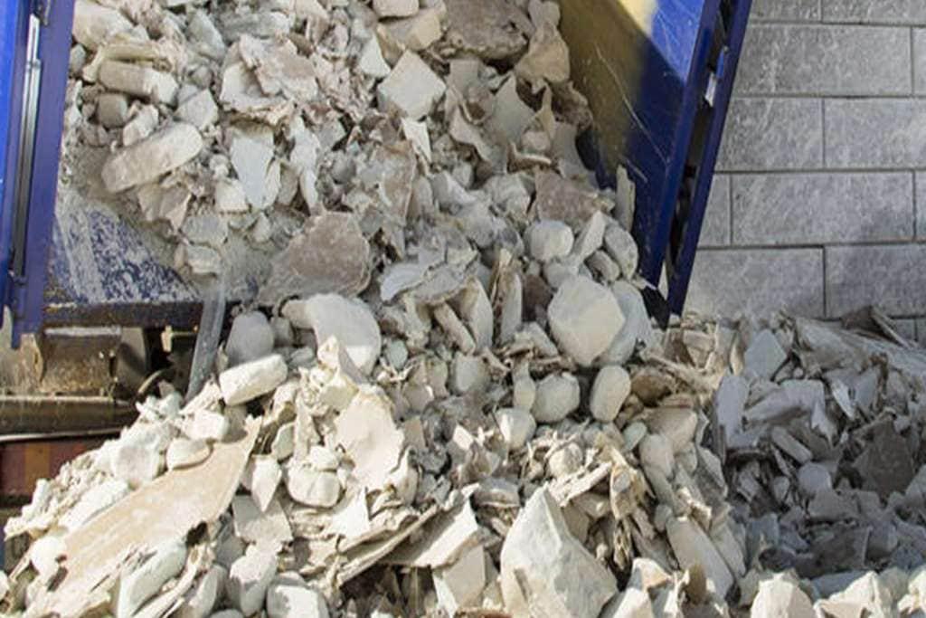Les Industries du Plâtre, le syndicat professionnel représentant la filière plâtre française, annonce que ses adhérents ont recyclé 93 000 t de déchets de plâtre en 2018. [©Placo]