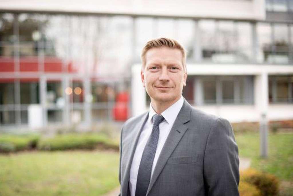 Christian Munck vient d'être est nommé directeur commercial et prescription France de Rector Lesage. [©Rector Lesage]