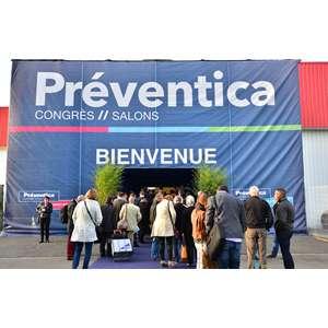 Le salon Préventica s'est tenu au Parc des expositions de Versailles. [©Préventica]