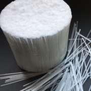 Avec les fibres SikaFiber Force-60, le béton projeté est renforcé dans sa masse et épouse parfaitement les surfaces à traiter. [©Sika]