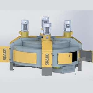 Skako Concrete dévoile l'Atlantis 6000, le haut de gamme de ses malaxeurs planétaires. [©Skako Concrete]