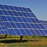 Pour la première fois sur le continent africain, une cimenterie sera alimentée par l'énergie photovoltaïque. [©Sococim Industries]