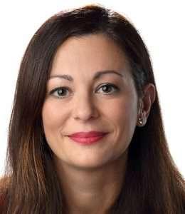 Lou Martinez Sancho, directrice de l'innovation de Spie Batignolles. [©Spie Batignolles]