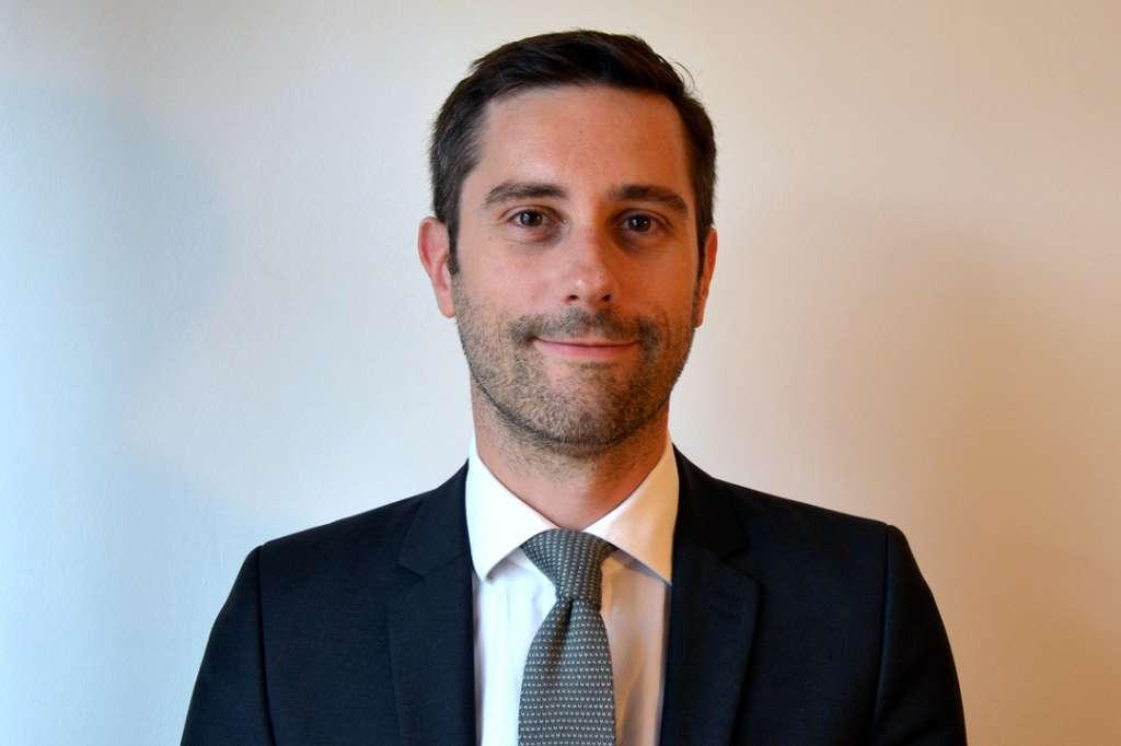 Tristan Suffys est le nouveau secrétaire général d'Eurogypsum. [©Eurogypsum]