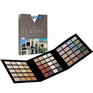 """Le """"Minéral"""" de Viact est un nouveau nuancier, qui répond aux tendances actuelles en matière de décoration des façades. [© VPI ]"""