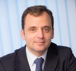 Michel André, président de l'Unicem