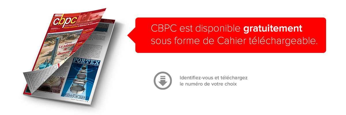 Cahier cbpc, la version numérique de cbpc est maintenant disponible gratuitement.