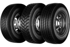 Continental lance sa nouvelle gamme de pneus Conti CrossTrac pour des applications sur routes et chantiers. [©Continental]