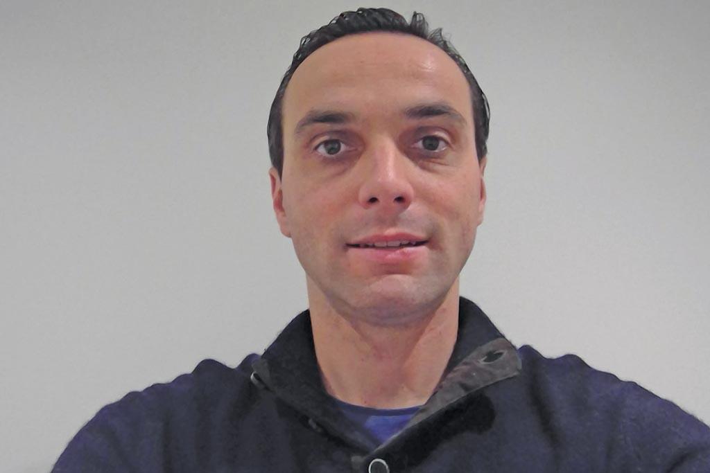 Dejan Barisic, dirigeant de Façades Bisontines. [©Façades Bisontines]