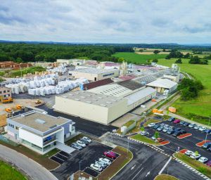 Employant 6 collaborateurs, la toute nouvelle unité de façonnage à La Côte de Knauf Fibre a nécessité un investissement de 5 M€ [©Knauf]