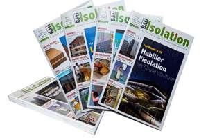 Bâti & Isolation, le magazine numérique de la performance énergétique.